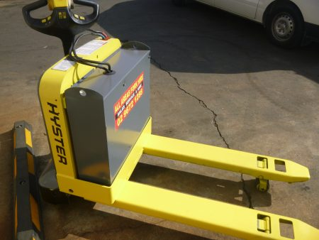 Refurbished Hyster Electric Pallet Stacker