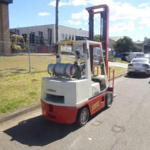 Refurbished Nissan Gas Forklift