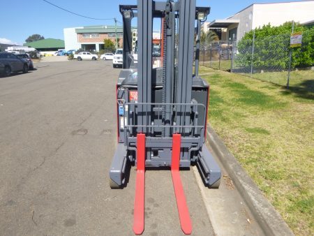 Refurbished Nichiyu 9M Electric Reach Truck