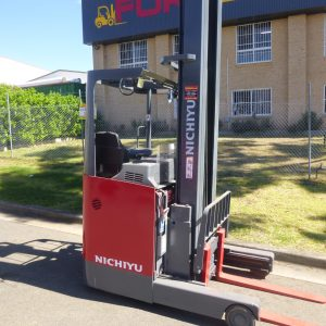 Refurbished Nichiyu 6M Reach Truck