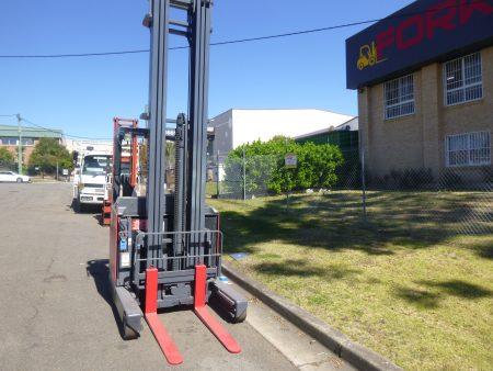 Refurbished Nichiyu Electric 9M Reach Forklift