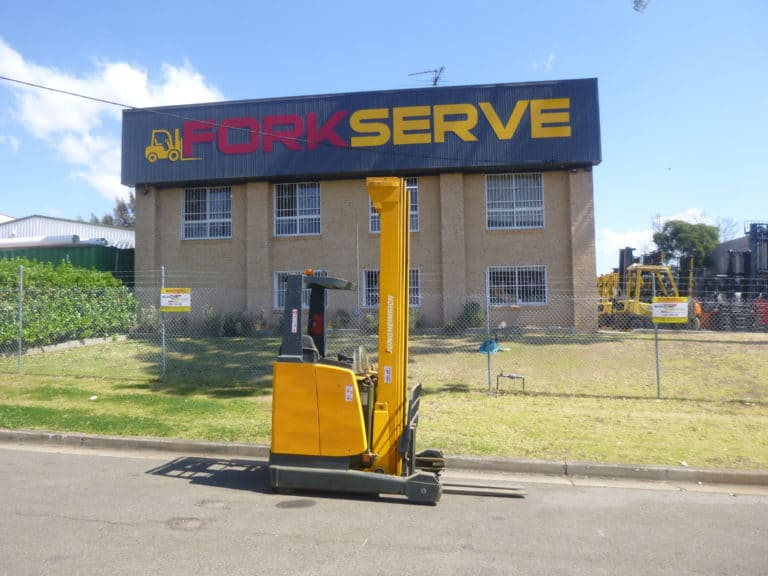 Refurbished Jungheinrich Electric Reach Truck For Sale Or Hire