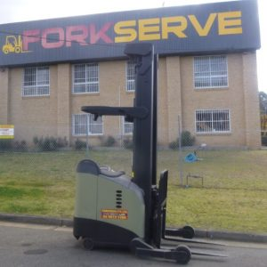 Refurbished Crown Electric Double Deep Reach Truck