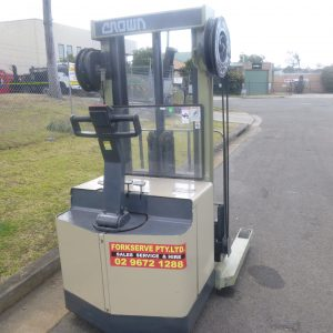 Used Crown Walkie Reach Truck