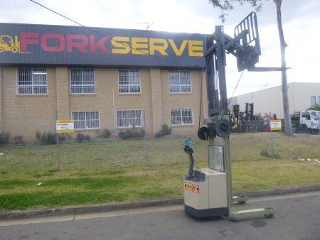 Used Crown Walkie Reach Truck