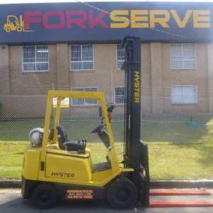Used 2T Hyster Forklifts