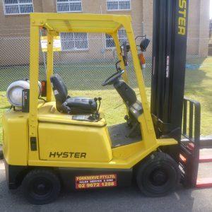 Refurbished Hyster Gas Forklift