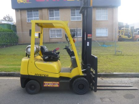 Used and Refurbished Hysters Available