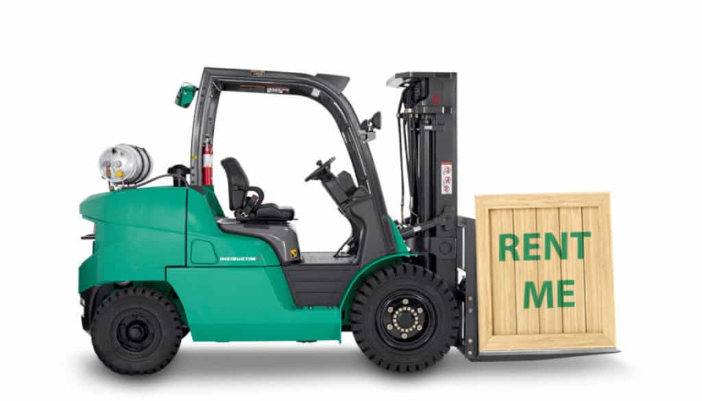 5 Reasons to Rent a Forklift - Forkserve