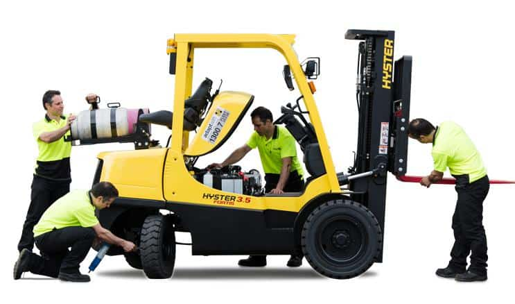 How to Avoid Paying Too Much for Forklift Service - Forkserve