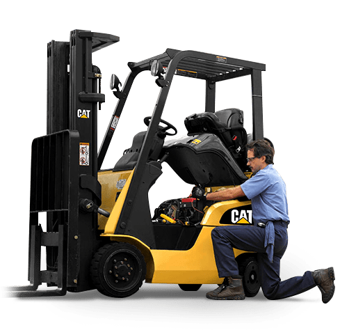 How to Tell if It's Time to Service Your Forklift- Forkserve